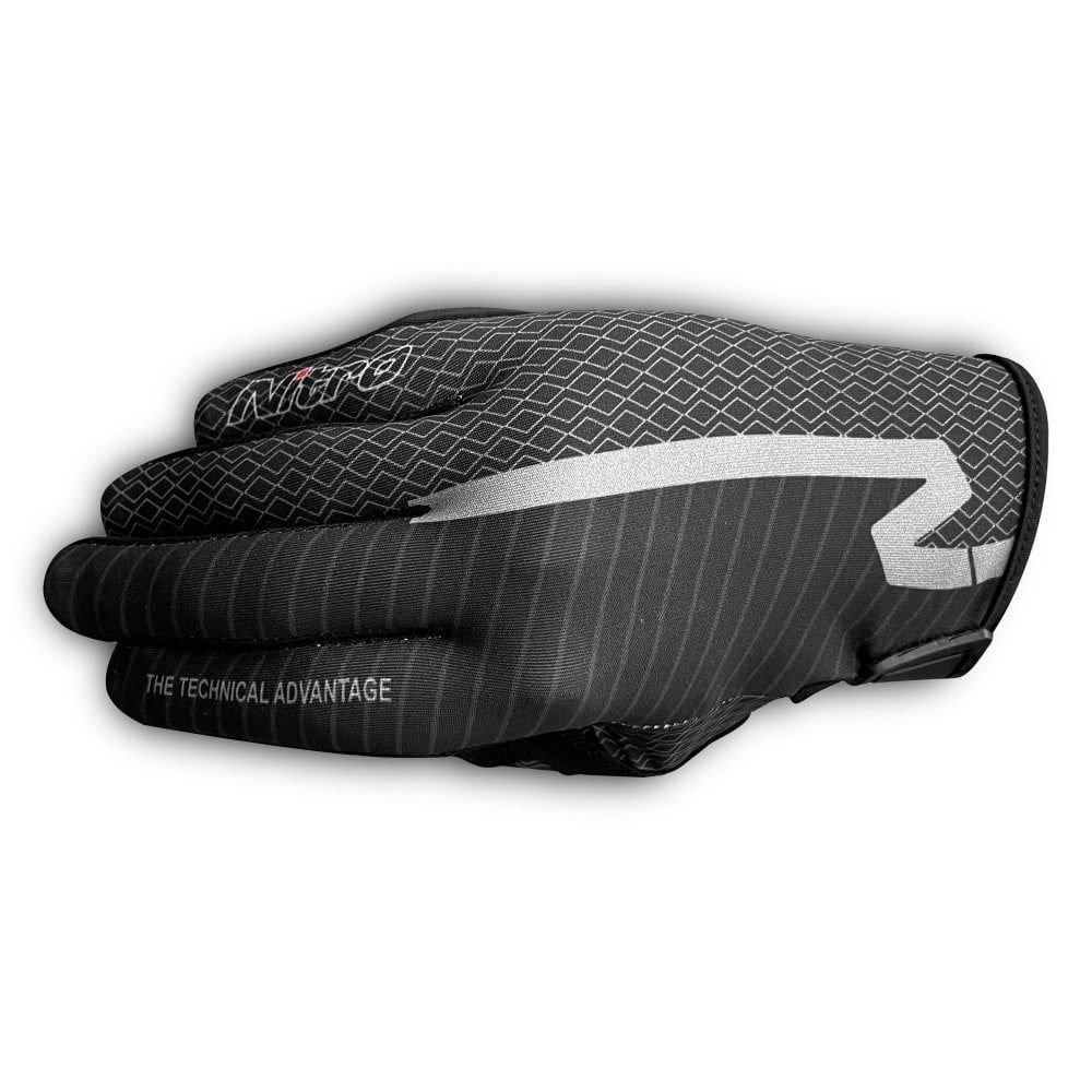 NG-MX10 Youth Gloves Black Motocross