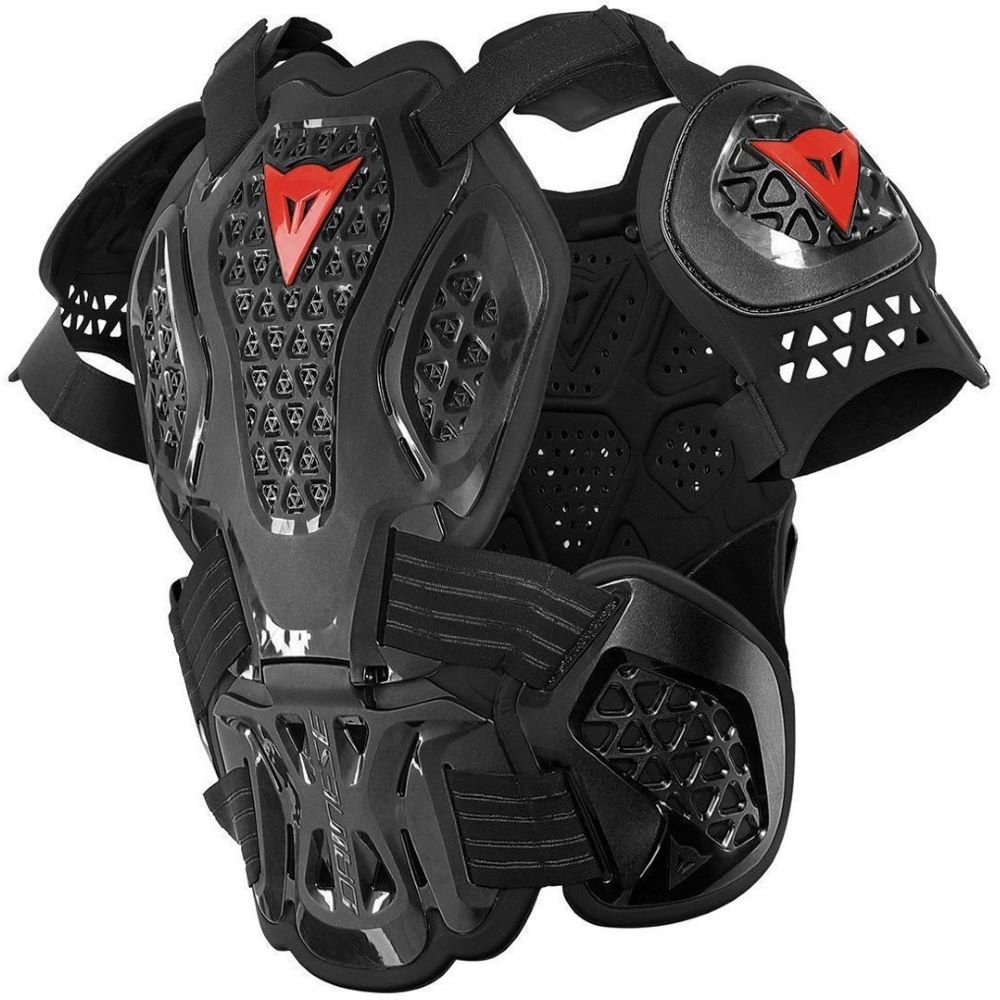 Dainese MX 2 Roost Guard Black Unisex - XS/M