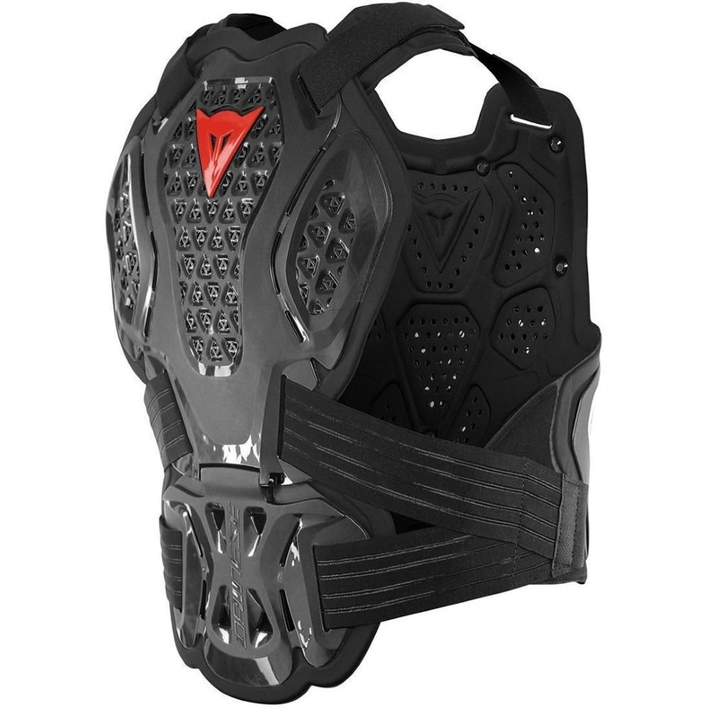 Dainese MX 3 Roost Guard Black Unisex - XS/M