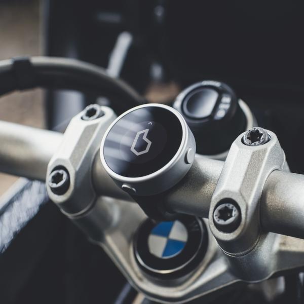 Beeline Moto Satnav Silver Default Title
