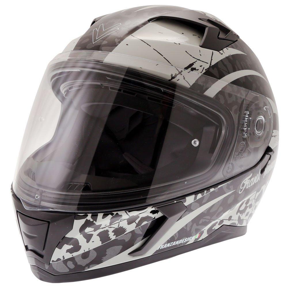 FT39SV Alexa Helmet Black Ladies Helmets