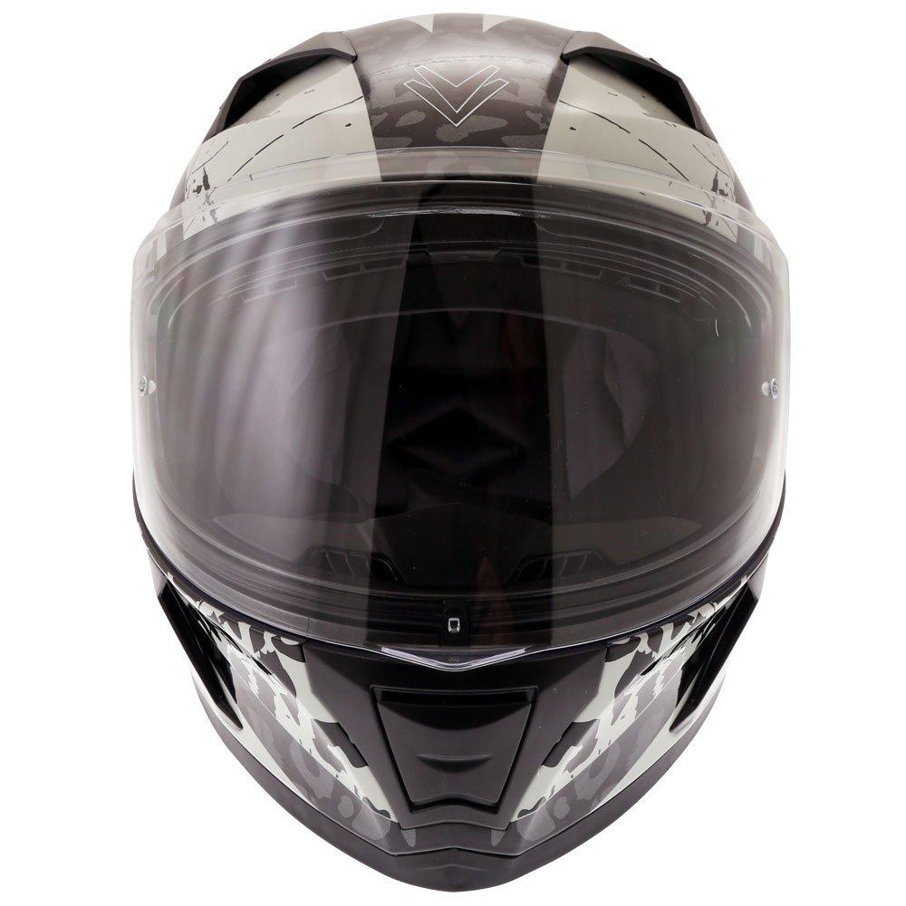 Frank Thomas FT39SV Alexa Helmet Black XS (54 cm)