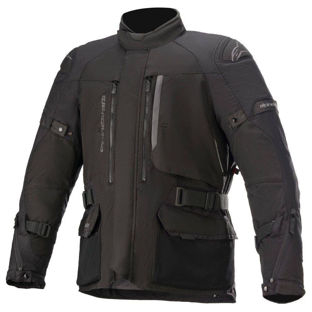 Alpinestars Ketchum Goretex Jacket Black Mens - S