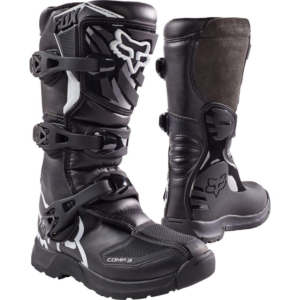 Fox Comp 3Y Boots Black Default Title