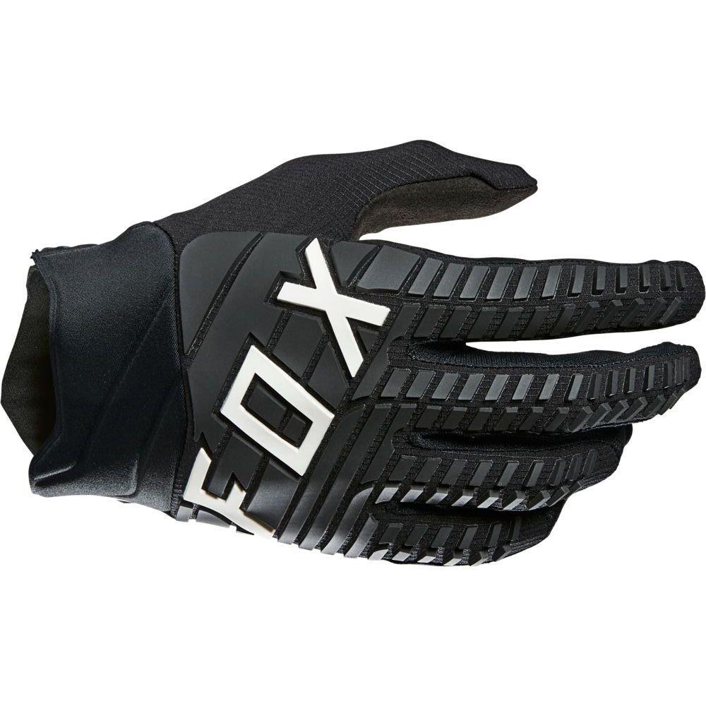 Fox 360 Gloves Black Mens - M