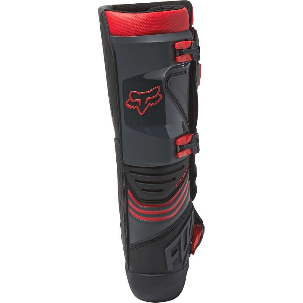 Fox Comp Boots Black Red Default Title