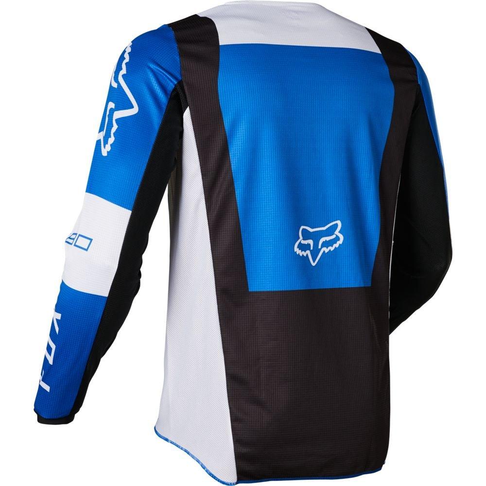 Fox 180 Lux Jersey Blue Mens - S