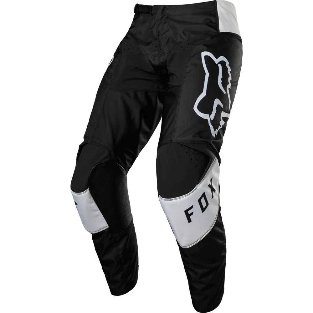 Fox 180 Lux Pants Black White Default Title