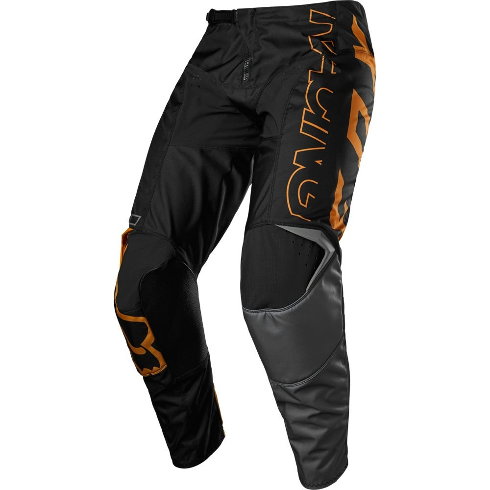 180 Skew Pants Black Motocross Clothing