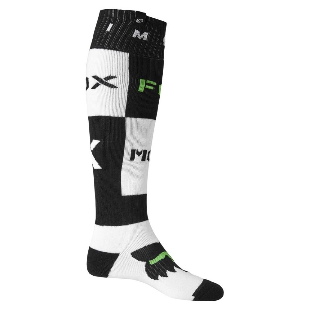 Nobyl Fri Thick Sock Black Motocross Accessories