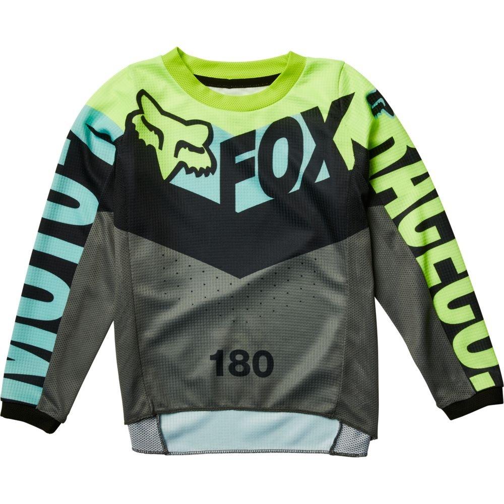 Fox Kids 180 Trice Jersey Teal Default Title