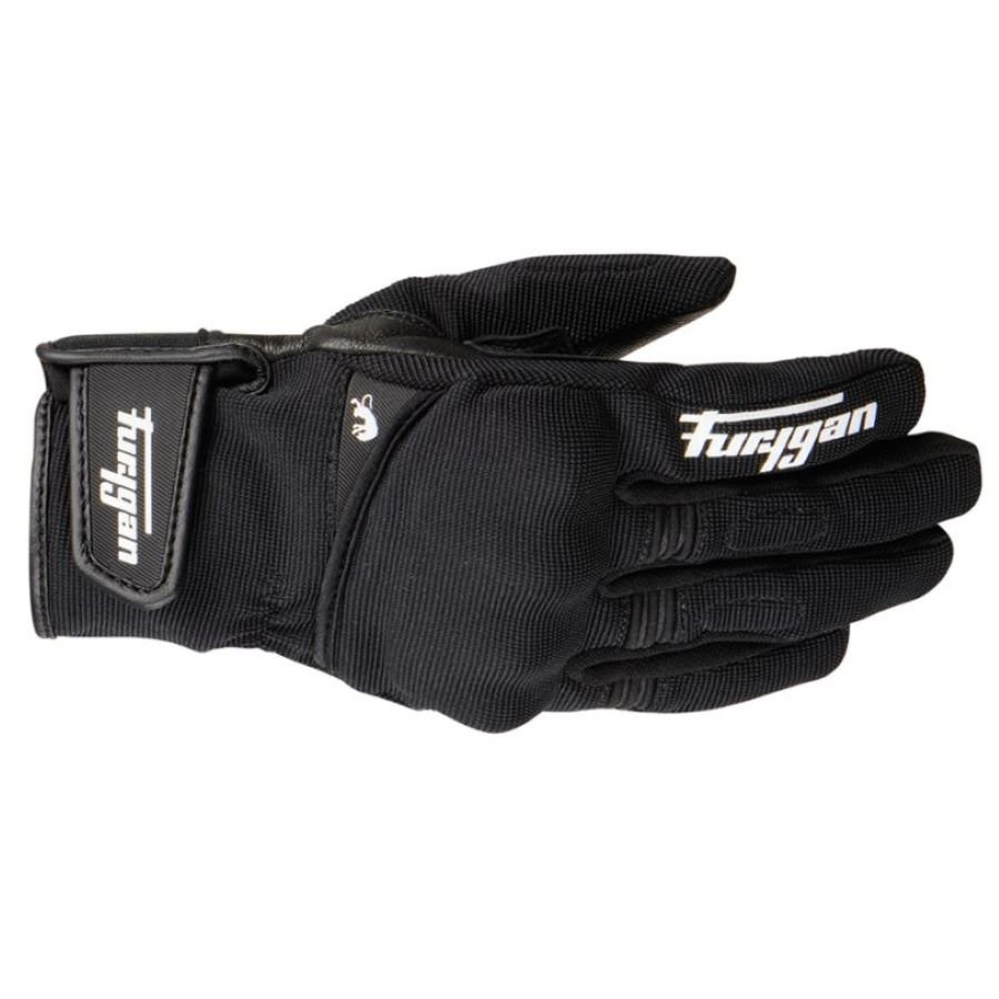 Jet Lady AS D30 Gloves Black Furygan Ladies