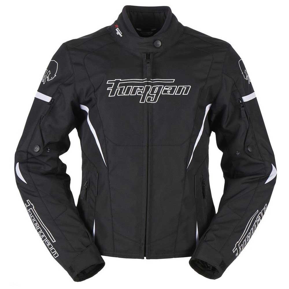 Volva Jacket Black White Furygan Ladies