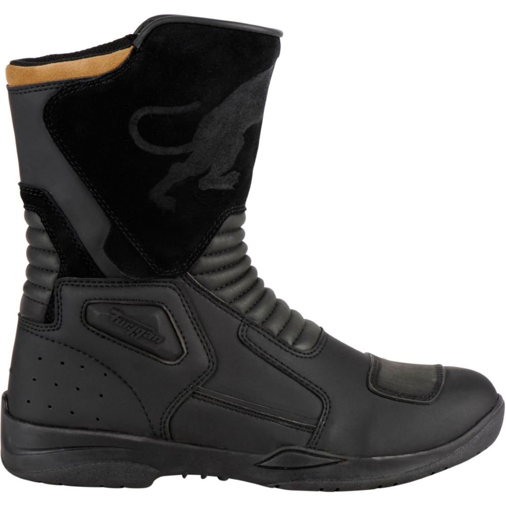 GT D30 WP Boots Black Boots