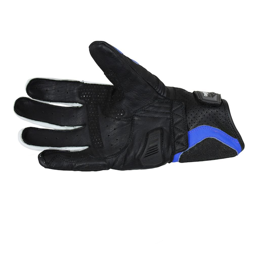 Armr Shiro S880 Gloves Black Blue White Mens - XS