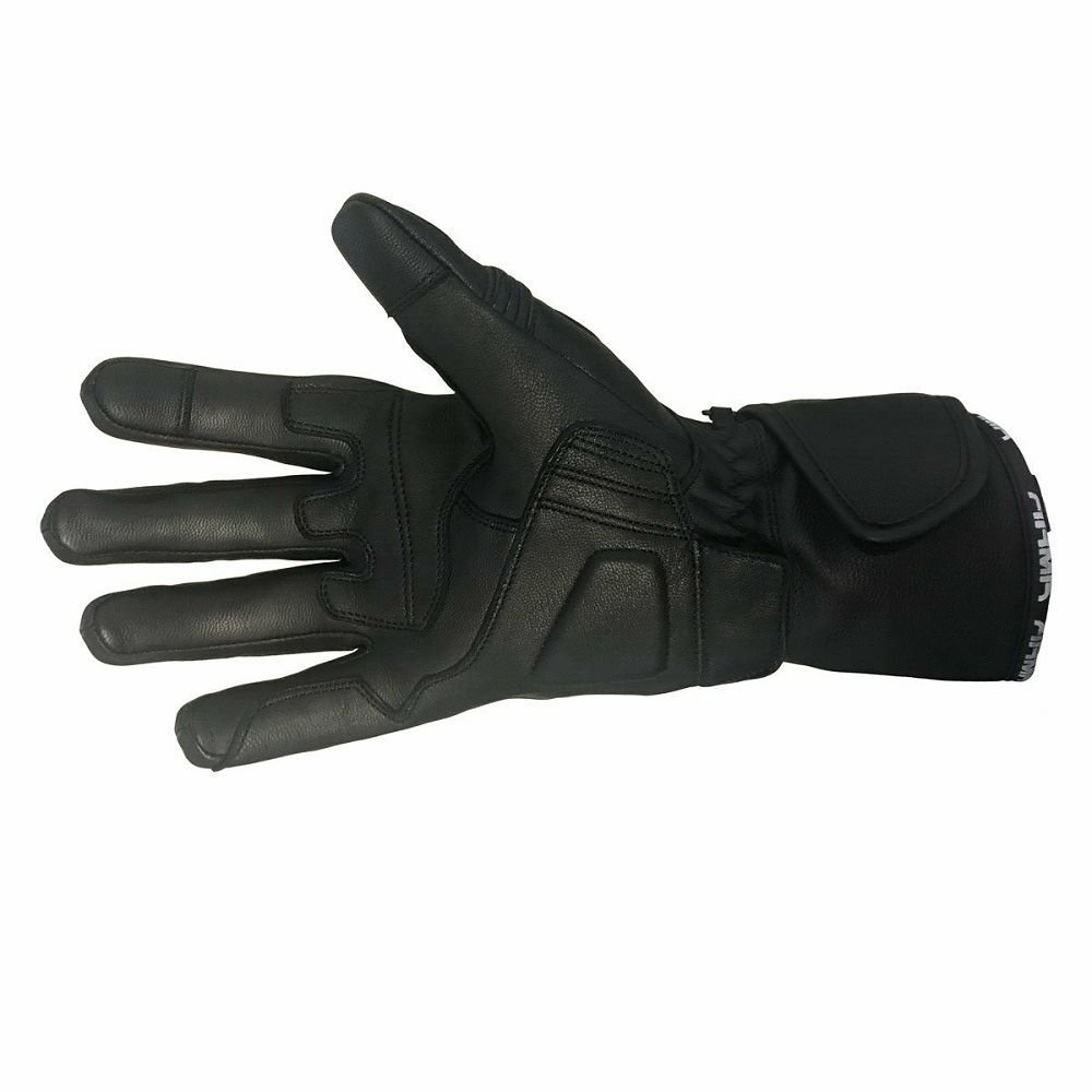 Armr Kumaji WPL860 Gloves Black Flo Yellow Mens - S