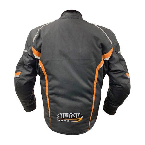 Armr Eyoshi 2 Jacket Black Orange Default Title