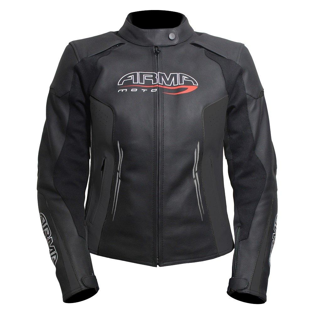 Kimi Ladies Jacket Black ARMR Clothing