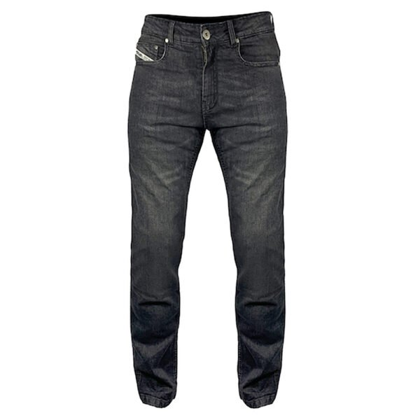 Aramid Kyoto Jeans Washed Black Clothing