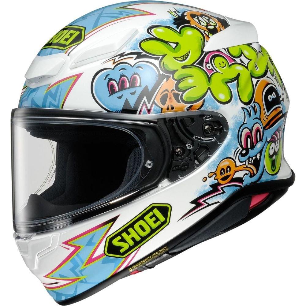 NXR2 Mural Helmet TC-10 Shoei Helmets