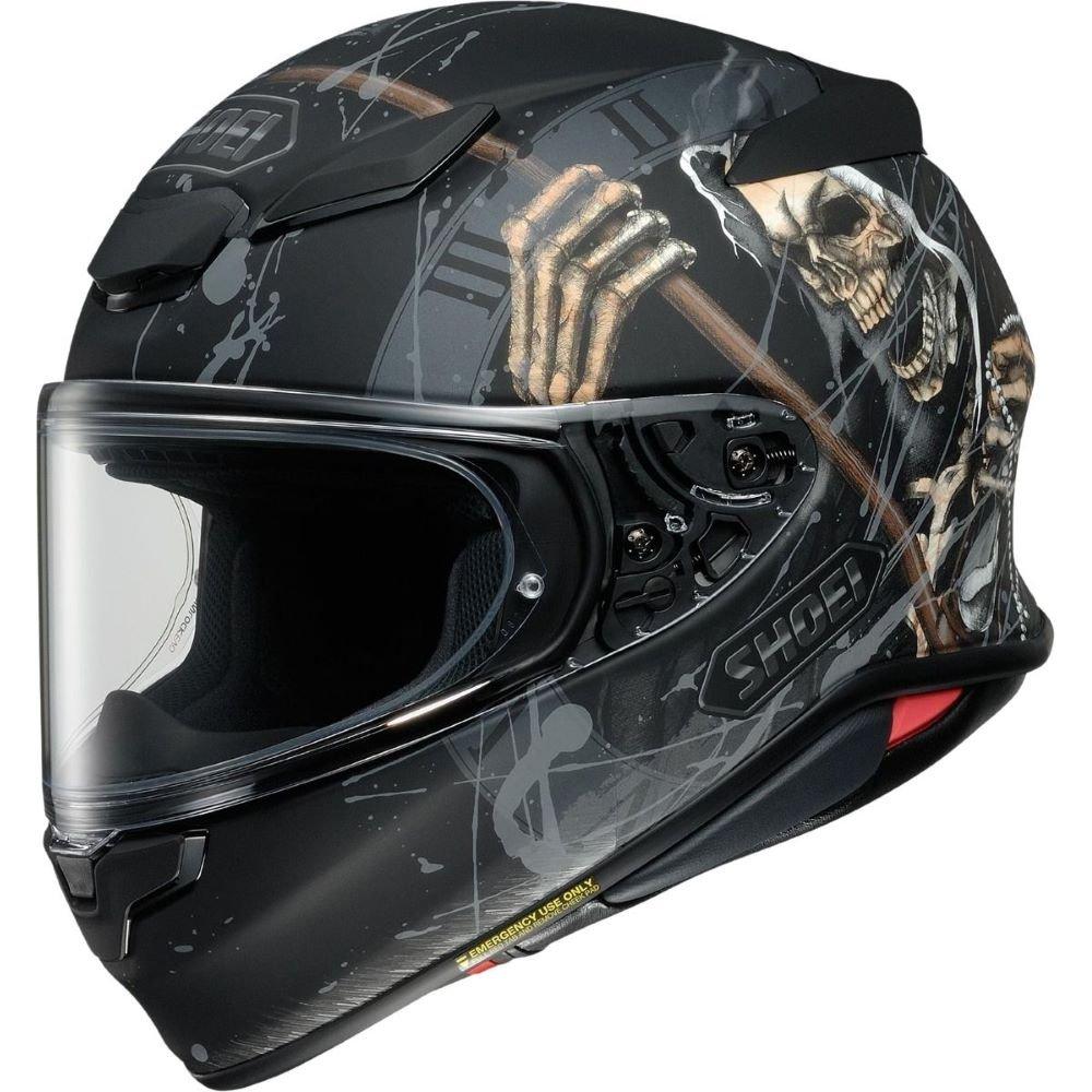 NXR2 Faust Helmet TC-5 Shoei Helmets