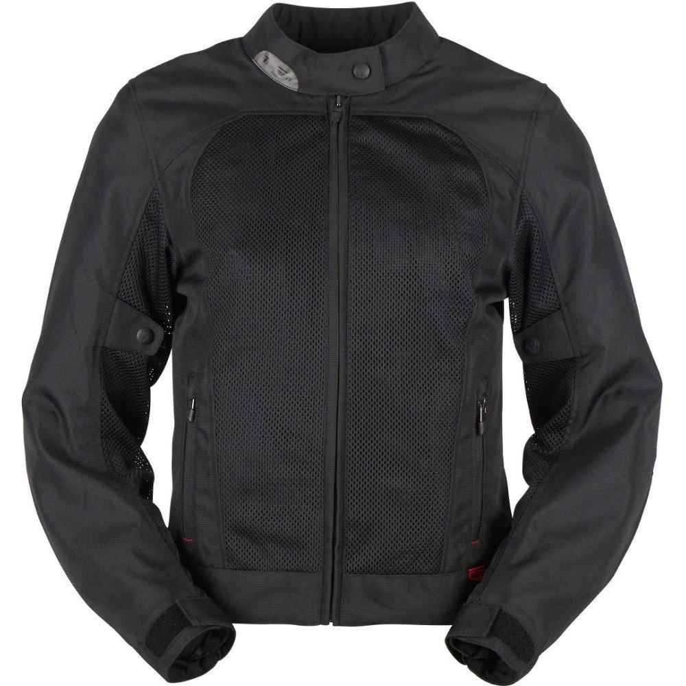 Gen Mist Lady Evo 2 Jacket Black Furygan Ladies