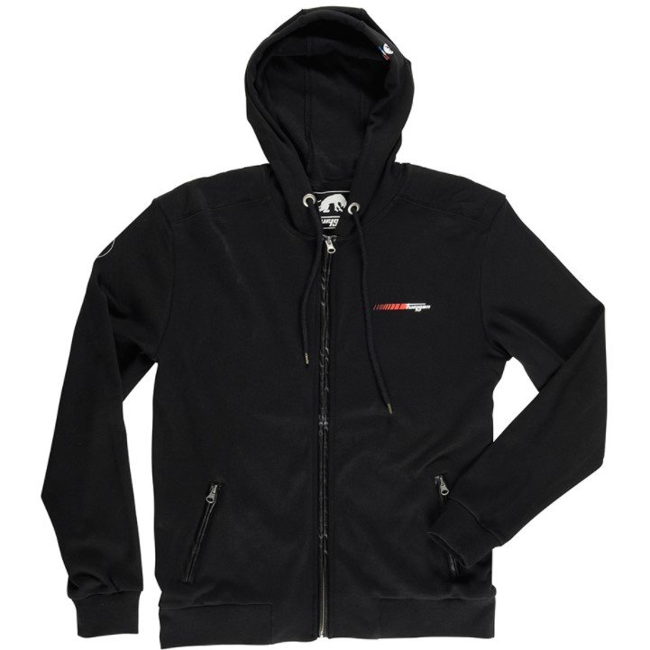 Lenny Hoodie Black Clothing