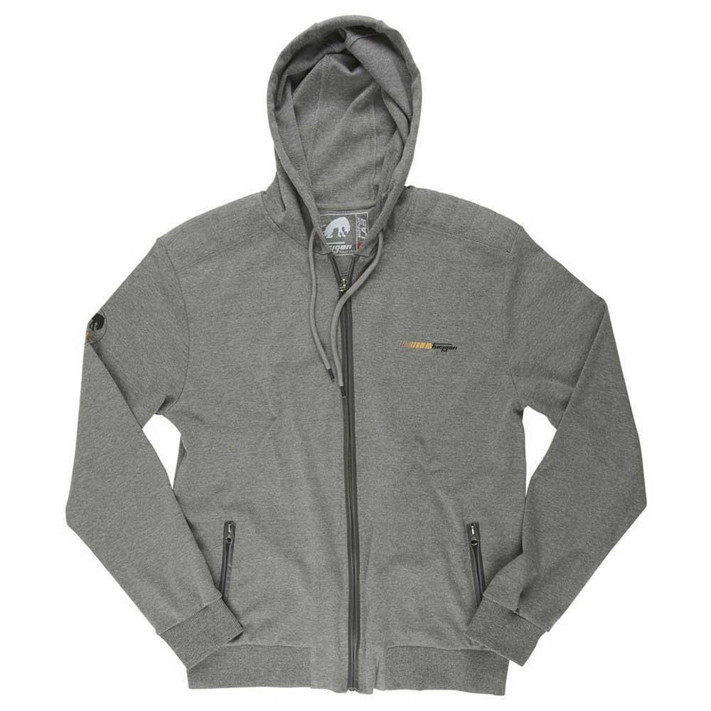 Lenny Hoodie Grey Clothing