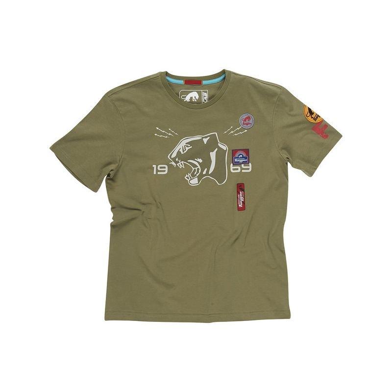 TS MC Scream Khaki Clothing