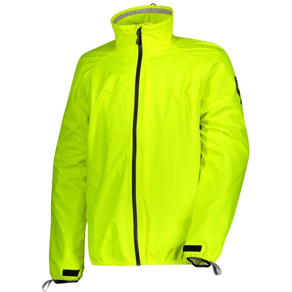 Ergonomic Pro DP Rain Jacket Yellow Scott