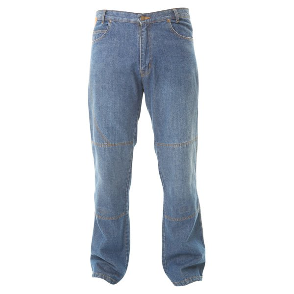 004 Street Jeans Blue Red Route