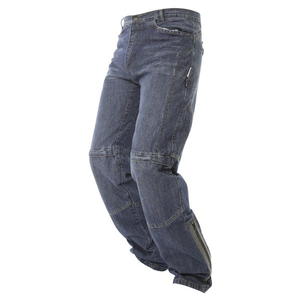 005 Rider Jeans Blue Red Route