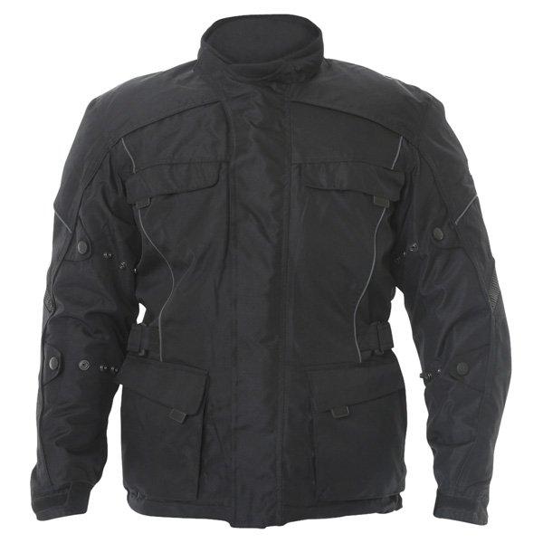 I204 Jacket Black J&S Clothing