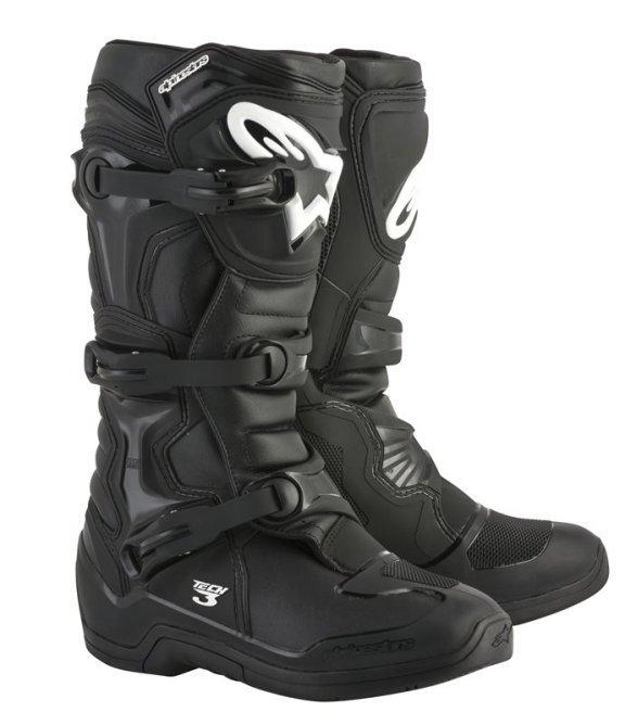 Alpinestars Tech 3 Boots Black Size: UK 9