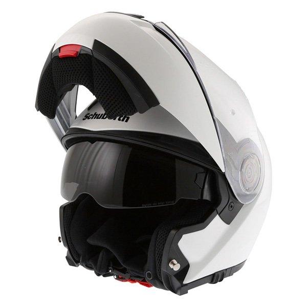 C3 Helmet White Schuberth Helmets