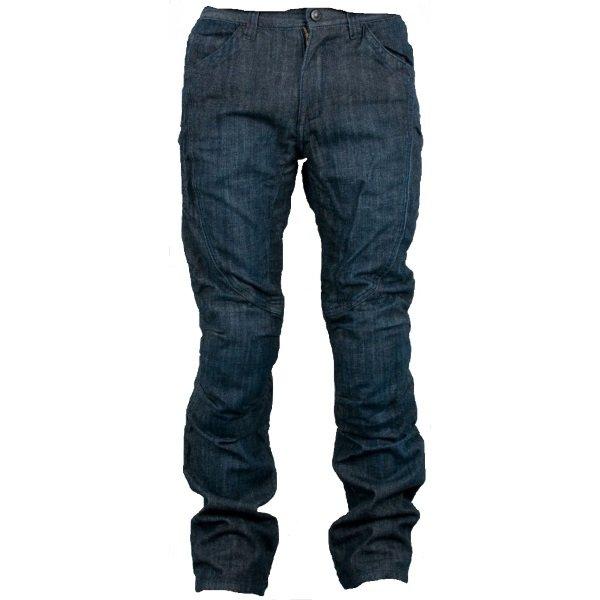 Berik P-7940 Blue Denim Kevlar Motorcycle Jeans Front