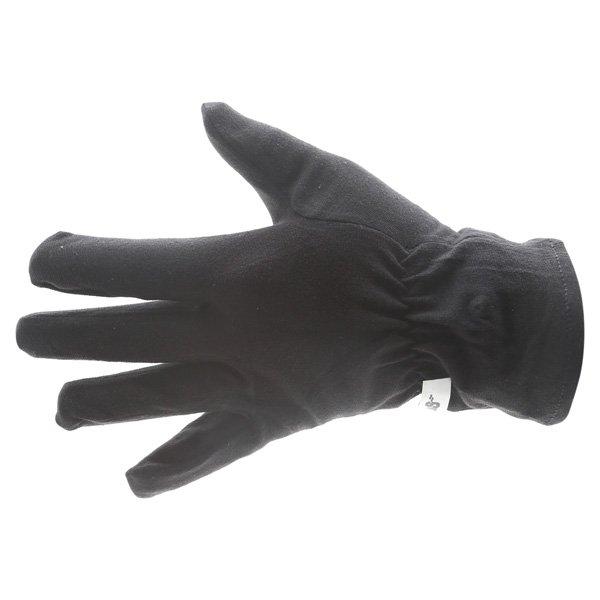 Doctor Bike Black Cotton Gloves Back