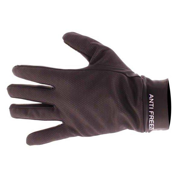 Frank Thomas Black Inner Gloves Back