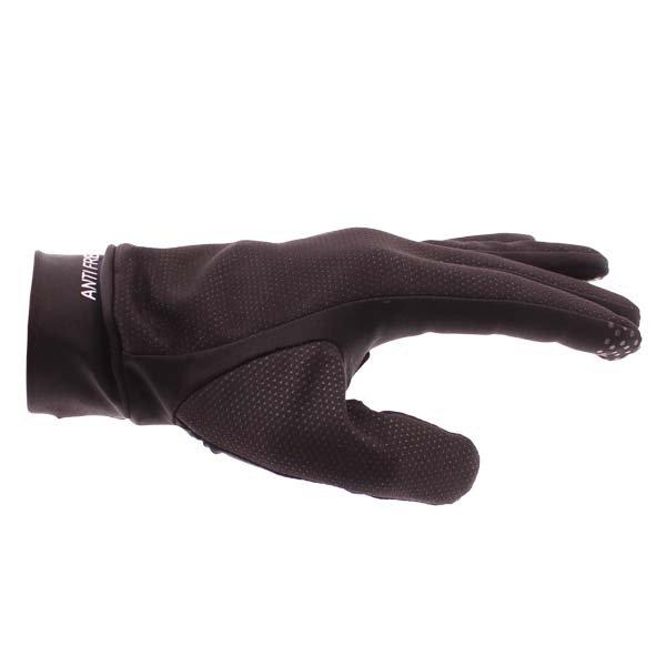 Frank Thomas Black Inner Gloves Thumb Side