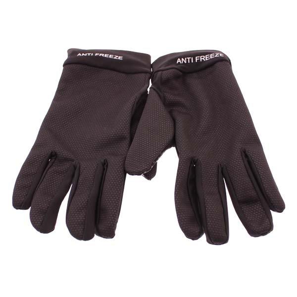 Frank Thomas Black Inner Gloves