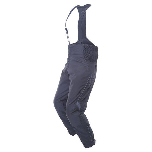 Frank Thomas FTW327 Aqua Ride Mens Black Waterproof Textile Motorcycle Trousers Riding position