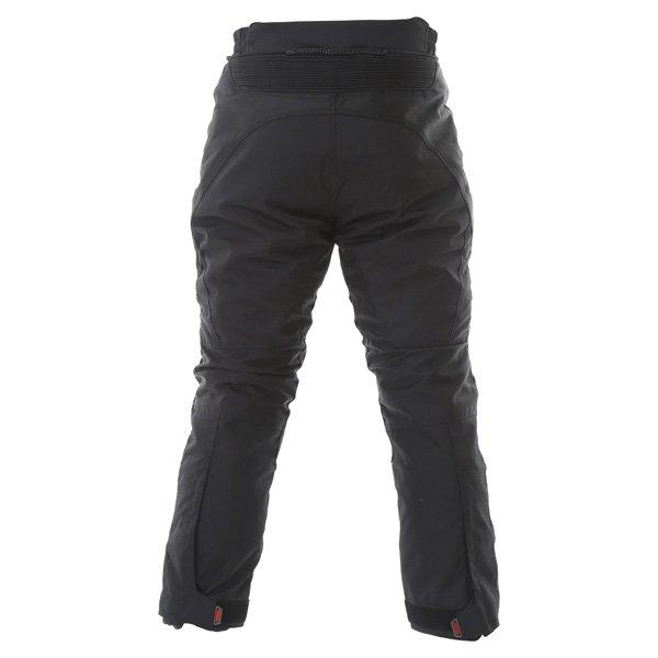 Frank Thomas FTW347 Tourino Aquatec Mens Black Waterproof Textile Motorcycle Pants Rear