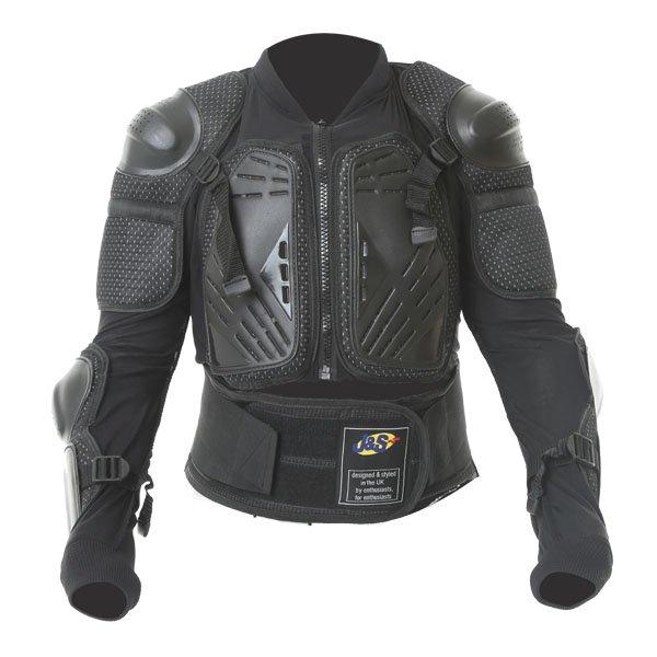 Vest Black Black J&S Clothing