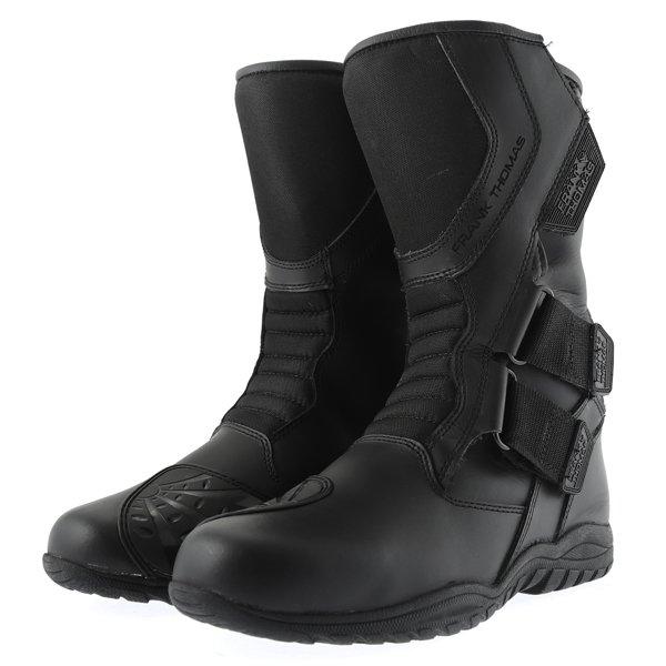 H20328 Aqua Ride Boots Black