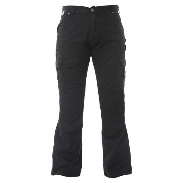 007 Cargo Jeans Black