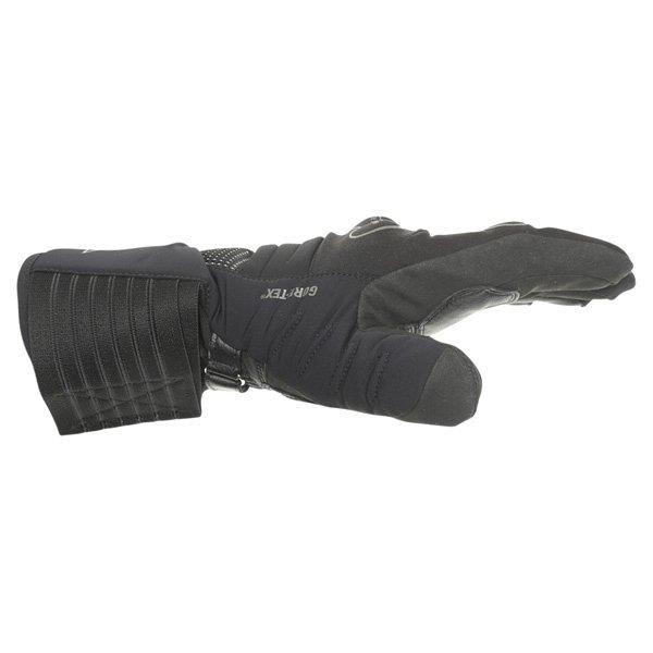 Dainese Scout GoreTex Black Waterproof Motorcycle Gloves Thumb side