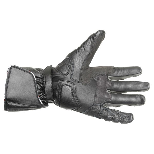Dainese Pro Carbon Black Motorcycle Gloves Palm